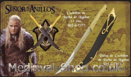 Legolas knive.- Lord of the rings Swords