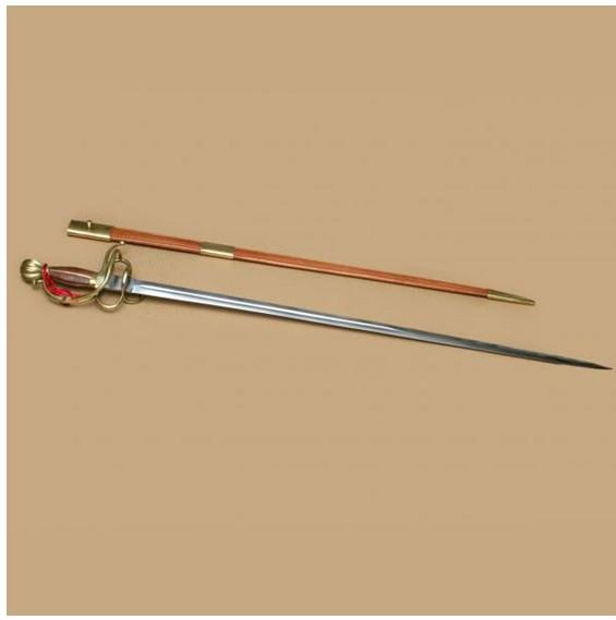 Épée de Hernán Cortés Conquistador de México