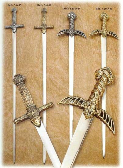 Épée de cour de Napoleón I Bonaparte