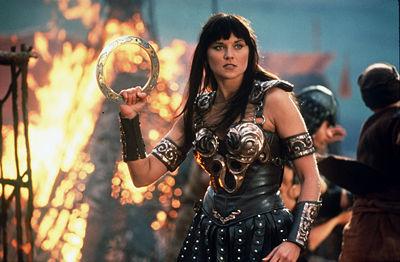 Xena la princesa guerrera - Épée de Xéna: Princesse guerrière