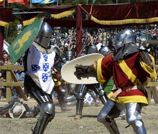 combat medieval 1 - Qu'est ce que le Full Contact Combat Médiéval
