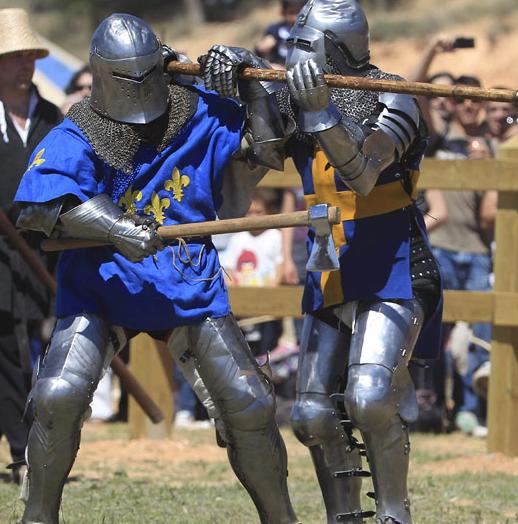 combat medieval 2 - Qu'est ce que le Full Contact Combat Médiéval