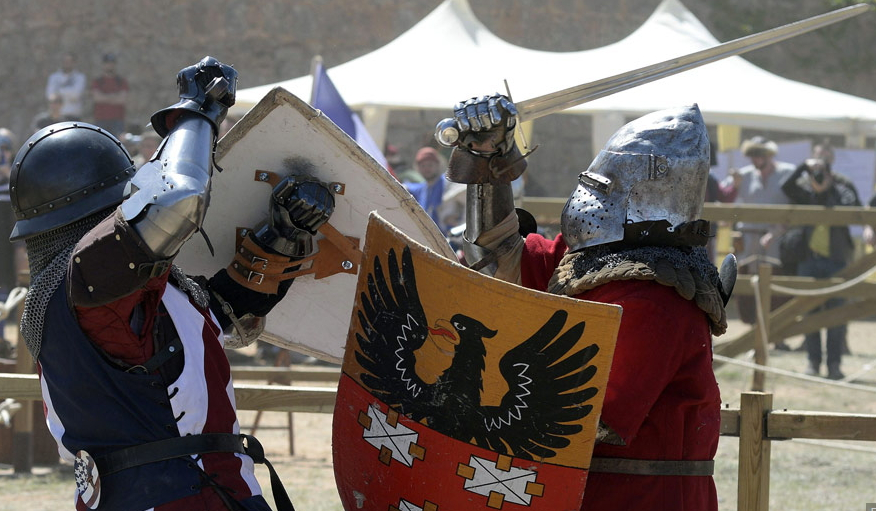 combat medieval 3 - Qu'est ce que le Full Contact Combat Médiéval