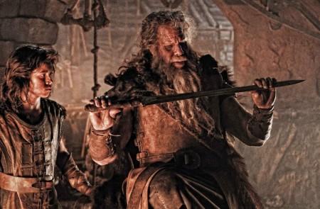 epee conan 3 - Épée du Père de Conan avec licence