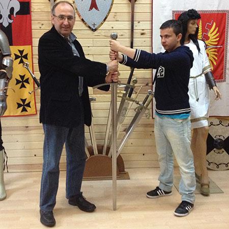Épée Espadon