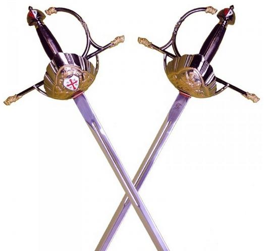 Épée des mousquetaires