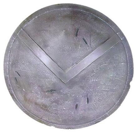 escudo griego - Scudi Spartani