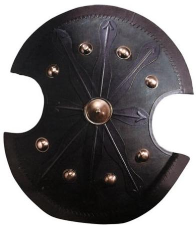 escudo griego2 - Scudi Spartani