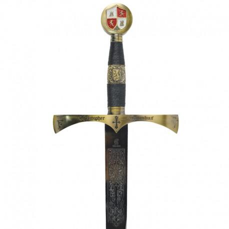 Épée de Christophe Colomb