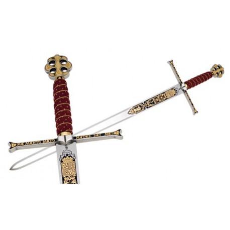 Épée Mandoble des Rois Catholiques