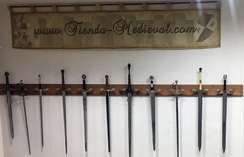 Exposición de Tienda-Medieval