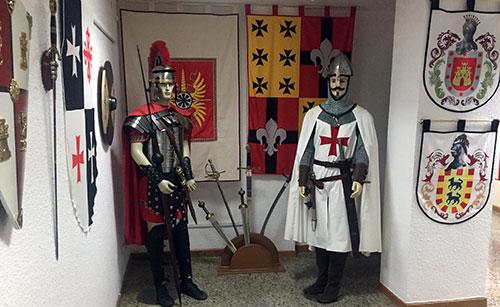 Exposición de Tienda-Medieval.com
