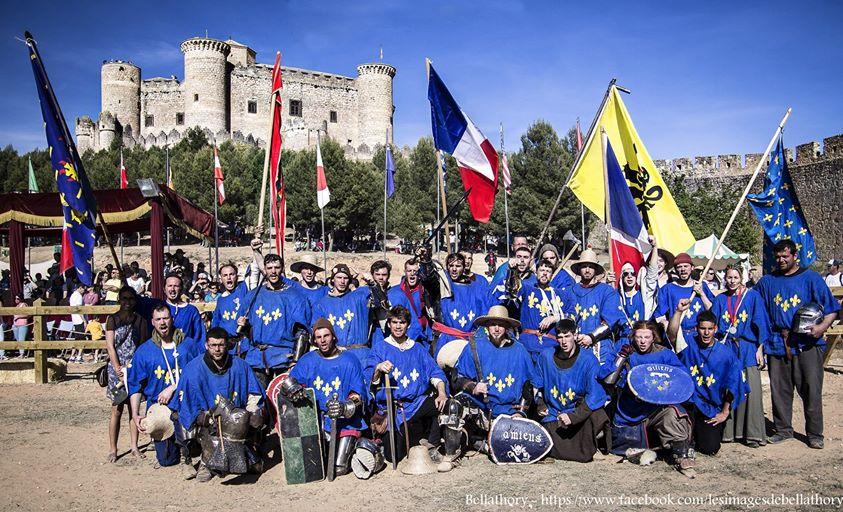 france belmonte - Qu'est ce que le Full Contact Combat Médiéval
