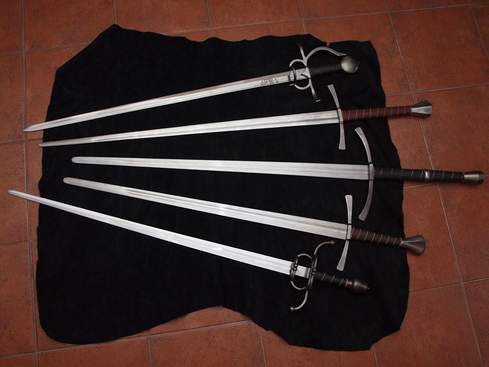 Espadas Funcionales para entrenamientos